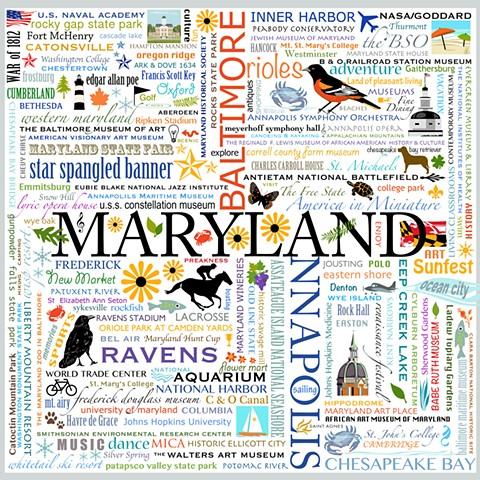 Maryland Montage