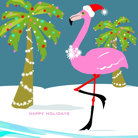 Flamingo Holiday
