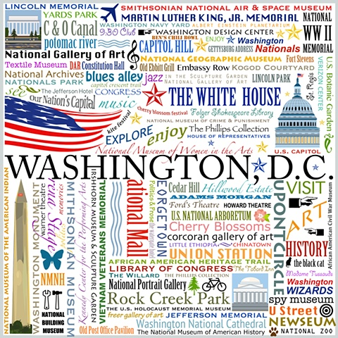 Washington, D.C. Montage