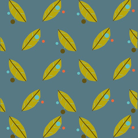 Leaves Pattern 1