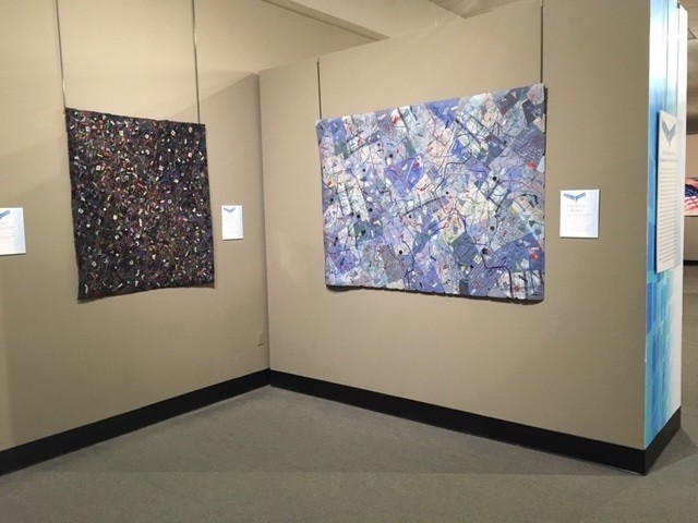 Solo Exhibit: Not Just Fabric and Thread