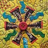 11 Yellow Candy Wrapper Tootsie Roll Flower
