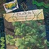 31  Seed Packet: Cilantro Fiber: Framed Contemporary Art Quilt