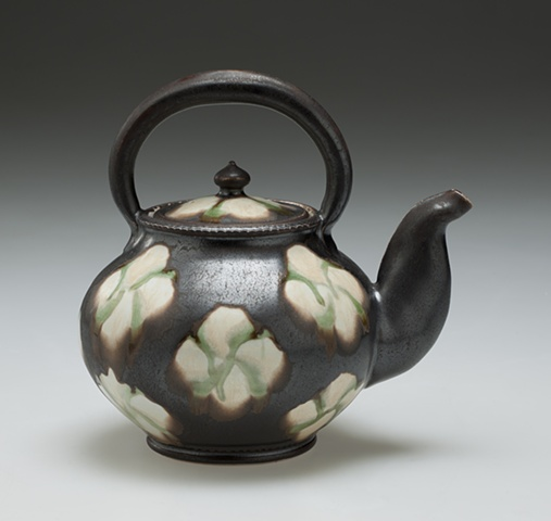 Teapot (bail handle)