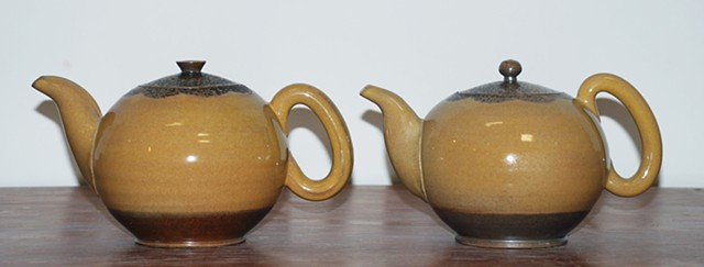 Yellow Teapots 2012