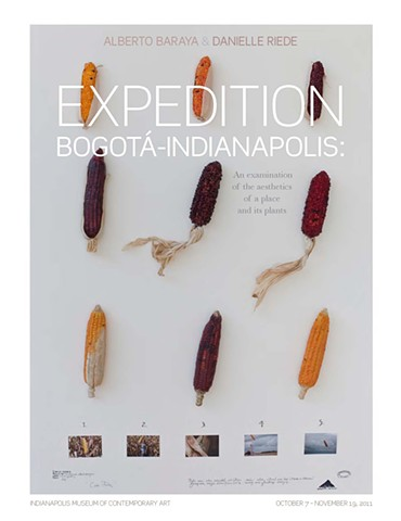Expedition Bogota-Indianapolis