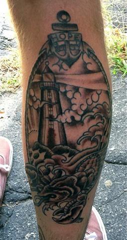 lobster pt judith lighthouse