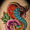 panther cobra rose combo