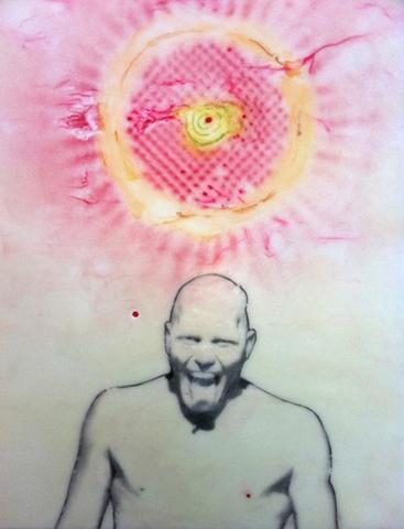 Susan Skrzycki, bald, dancer, sun, hot, red, nipple, male, nude, chest, the, a, art