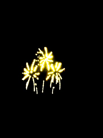 Fireworks, Yellow