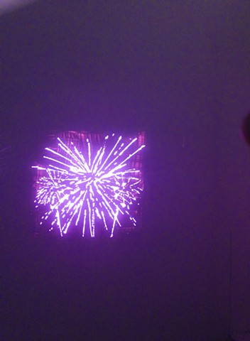 Fireworks, Purple