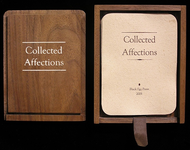 Collected Affections