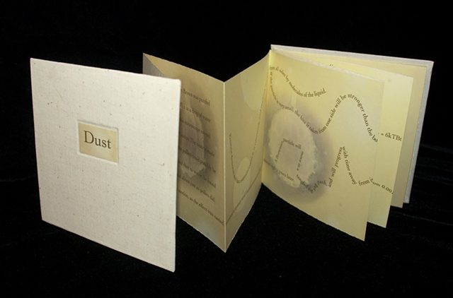 handmade book Heather Neal Kasvinsky