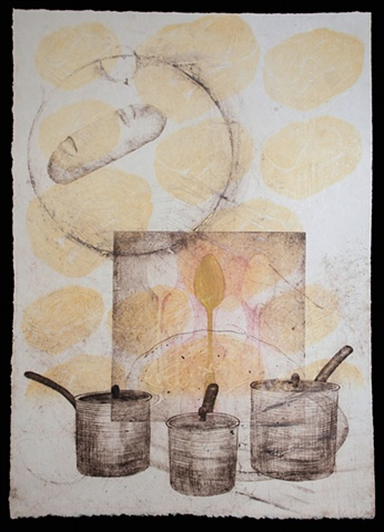 drypoint food by heather kasvinsky