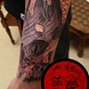 dragon sleeve session 2