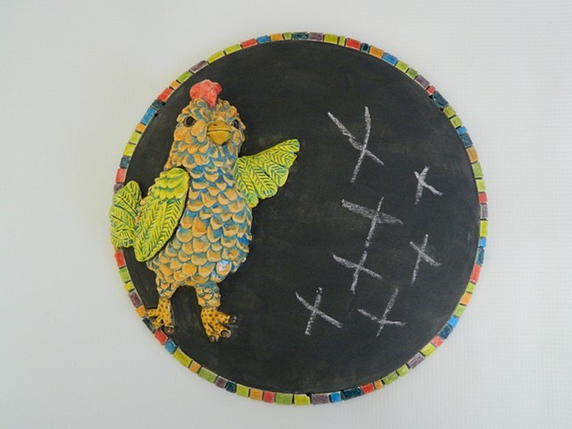 Chicken Chalkboard