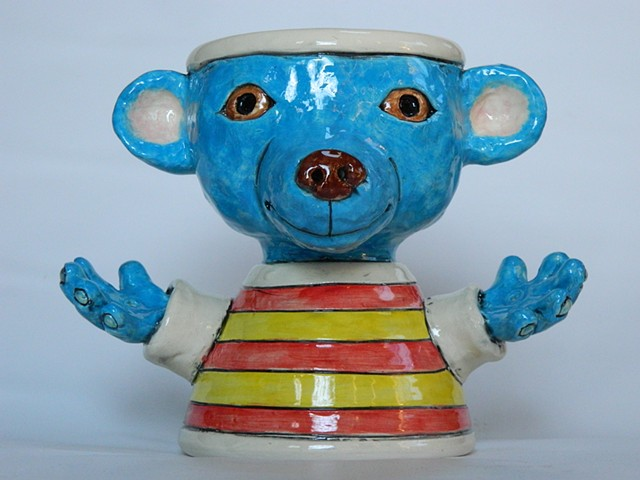 Blue Bear Bowl