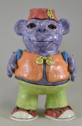 Grape Ape Lamp