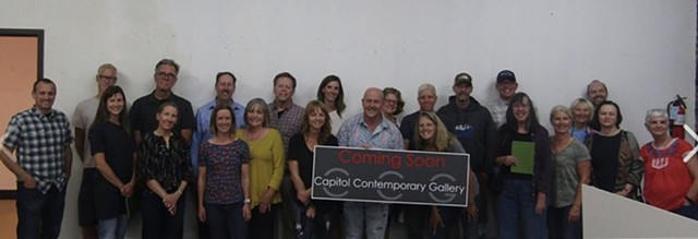 CAPITOL CONTEMPORARY GALLERY  2018