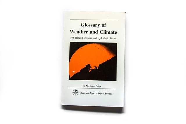 Glossary of Weather and Climate with Related Oceanic and Hydrologic Terms, 1996
