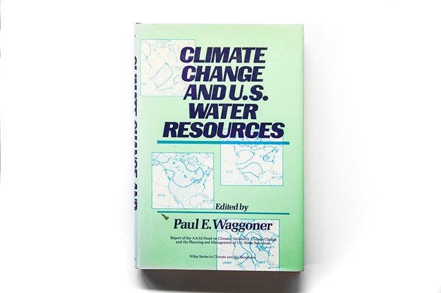 Climate Change and U.S. Water Resources, 1990