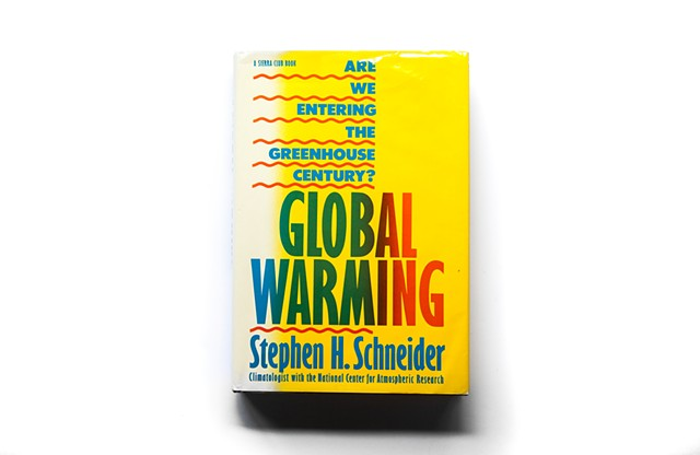 Global Warming: Are We Entering the Greenhouse Century?, 1989