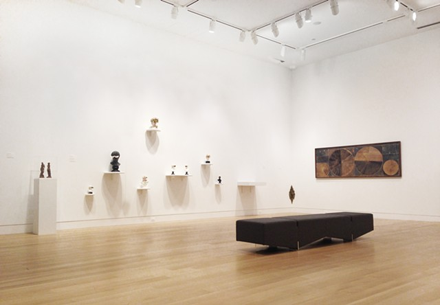 Rooted in Soil : Group Show : DePaul Art Museum : Chicago : Jan-Apr 2015