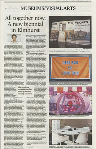 Elmhurst Art Museum: Chicago Statements : Biennial : Chicago : Dec 2015–Feb 2016