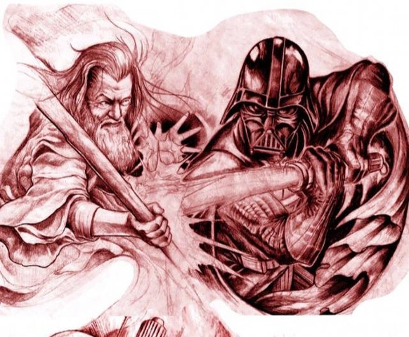 Darth Vs Gandolf