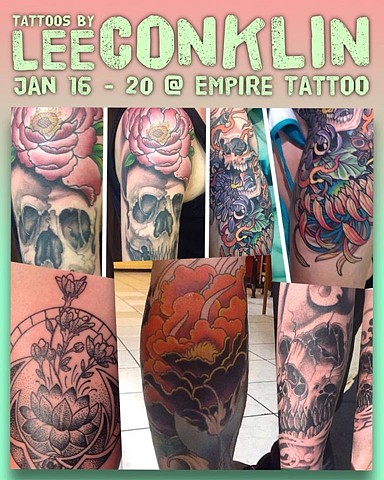 Lee Conklin to guest spot at The Empire