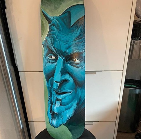 this guy skate deck
