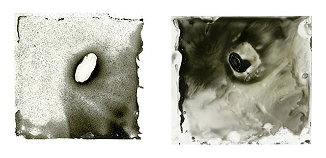 Carbon Burn Diptych