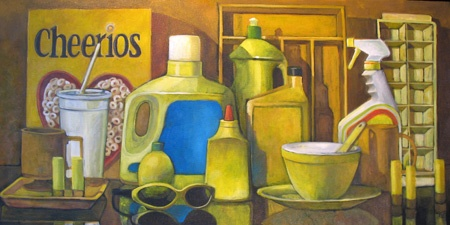 Yellow Stillife