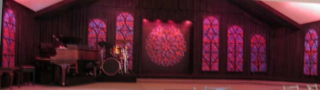 How Great Thou Art Stage Right