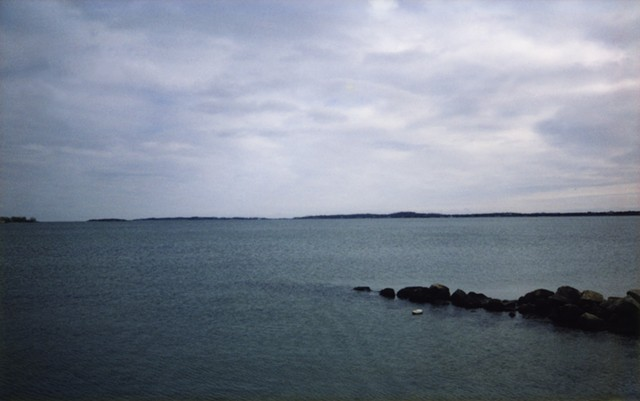 1:35 PM, Long Island Sound, Groton Long Point, CT