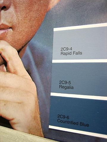 Rapid Falls, detail