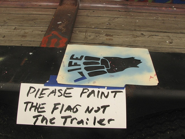 Rule of Thumb (Ira Hill's Flag Project)