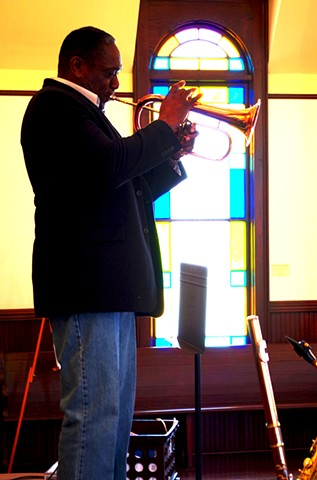 Kenneth Tremmons Trumpet