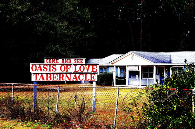 Oasis of Love Tabernacle.  Panama City, FL.