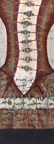 Message in the Cords - SOLD