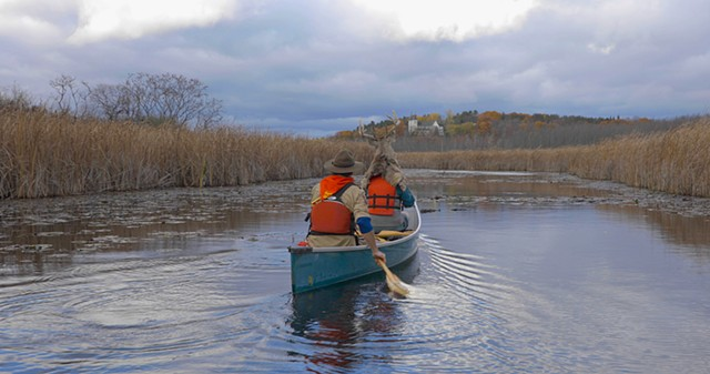 Canoe Fight: From Reverence to Redress
