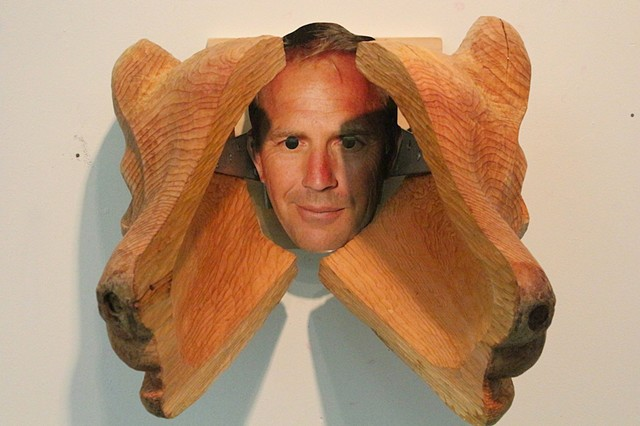 Wolf/Kevin Costner Transformation mask