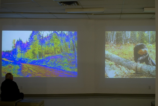 NCN Video Projection Installation Image