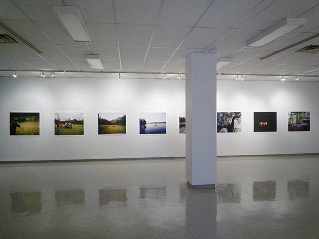 The New Canadian Naturalist Installation Image, Snelgrove Gallery