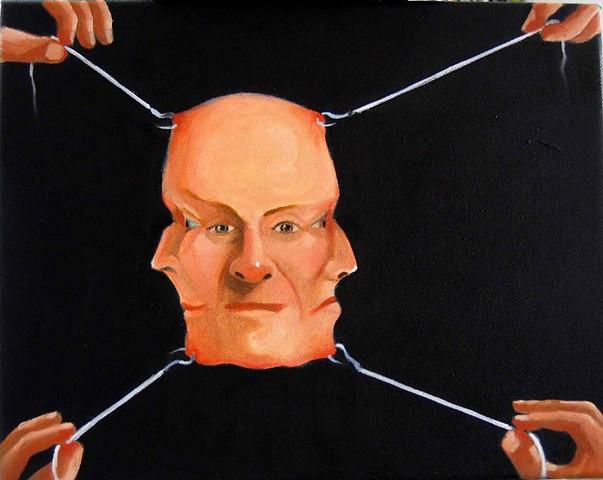 Many faces many lies
