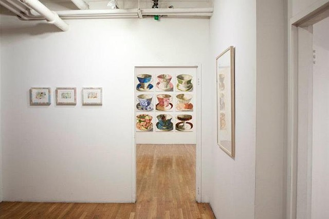 Network Westbeth Gallery New York