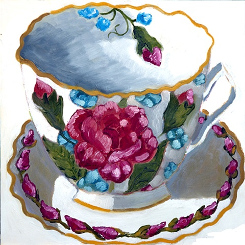 Vincent's Teacup SOLD