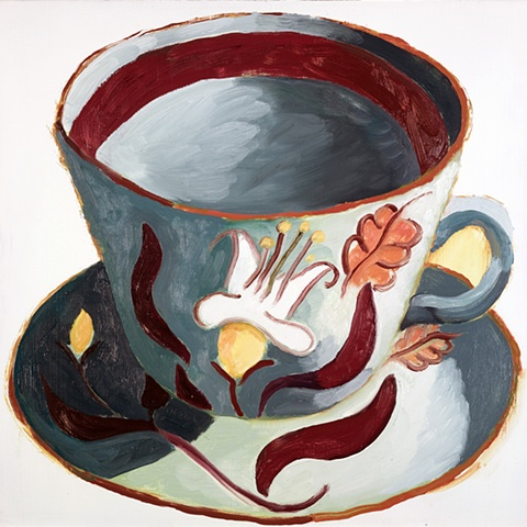 Passover Teacup SOLD