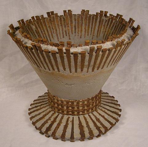 Nail bowl Platter