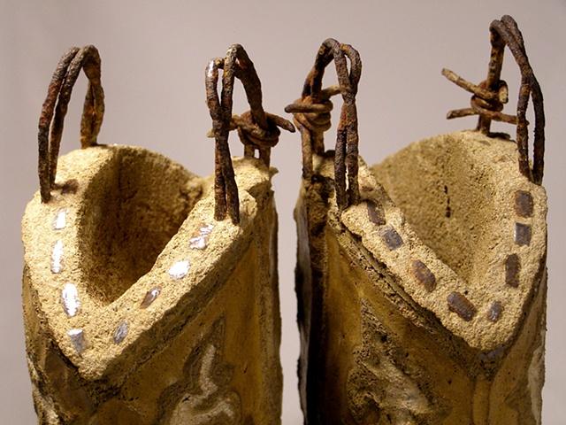 Buckaroos cowboy boots $315.00/Billie Ann Smith